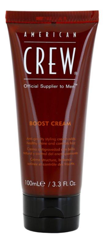 American Crew Classic crème volume et styling pour une brillance saine