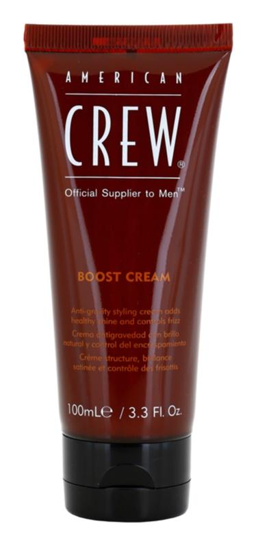American Crew Classic objemový stylingový krém pre zdravý lesk