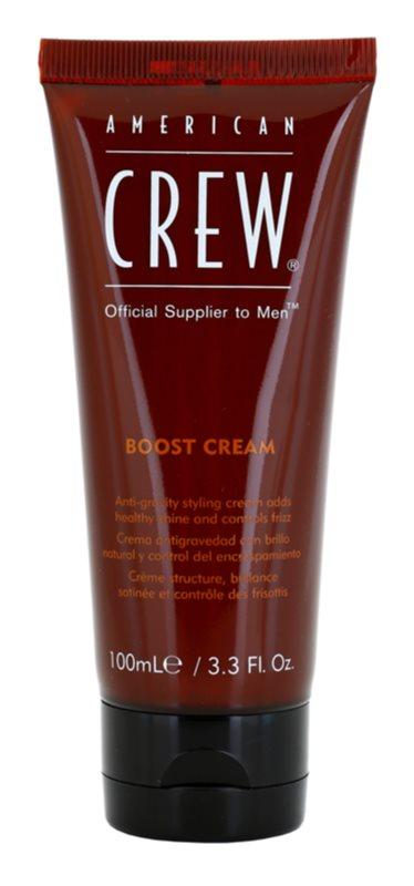 American Crew Classic objemový stylingový krém pro zdravý lesk