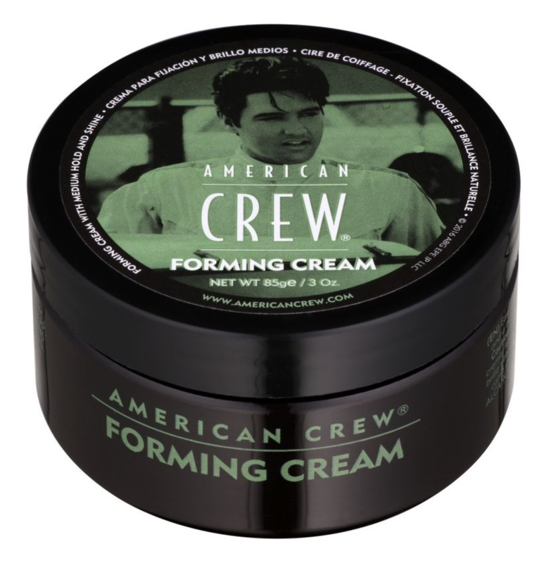 American Crew Classic die Stylingcrem mittlere Fixierung