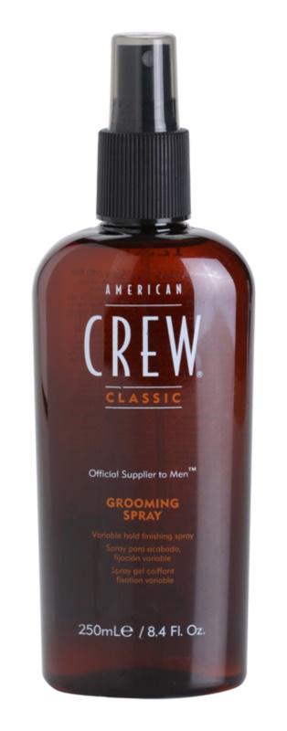 American Crew Classic spray modelador para fixação flexível