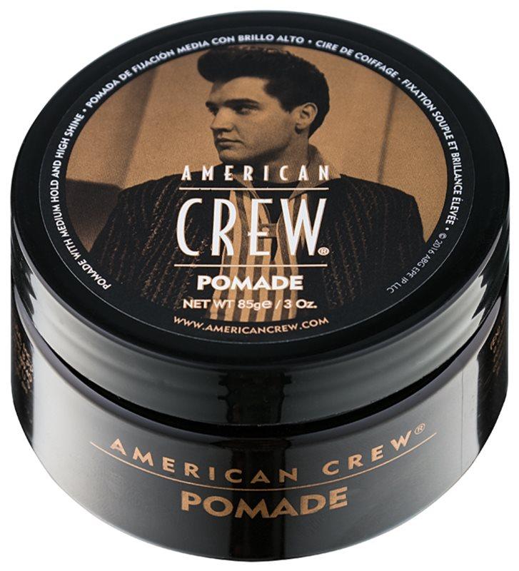 American Crew Classic pomada de cabelo com alto brilho