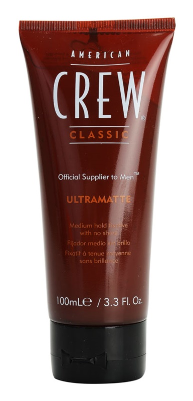 American Crew Classic Hair Styling Gel for a Matte Look