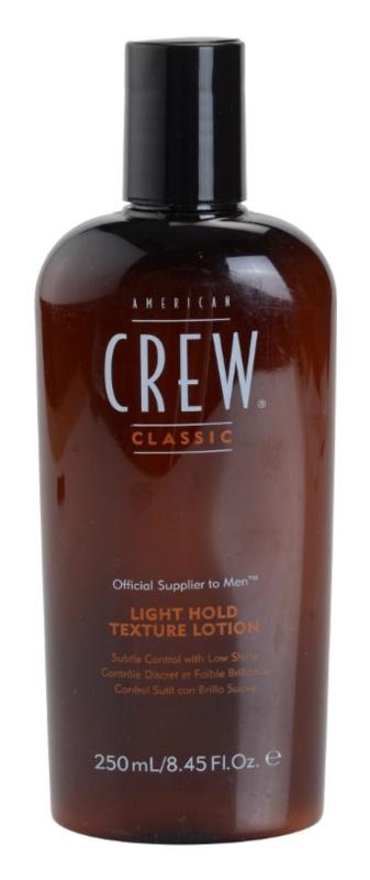 American Crew Classic hajkrém könnyű fixálás