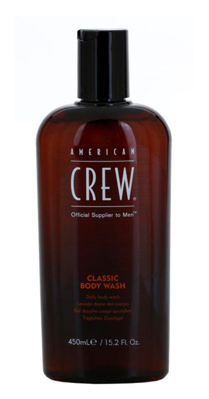 American Crew Classic gel za prhanje za vsakodnevno uporabo