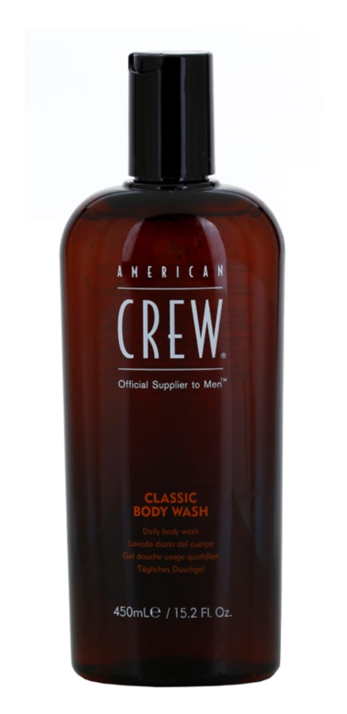 American Crew Classic гель для душу для щоденного використання
