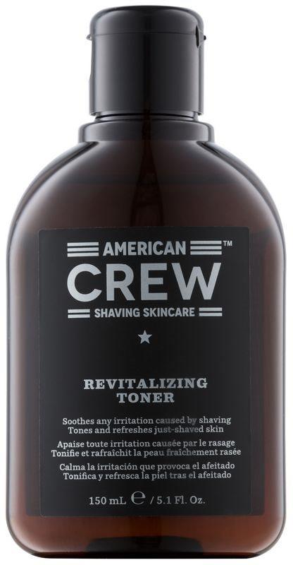 American Crew Shaving lotion après-rasage régénérante