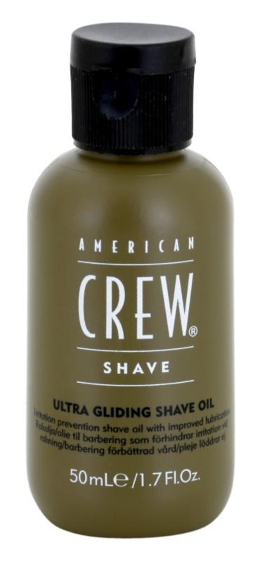American Crew Shaving olej na holení proti podráždení a svědění pokožky
