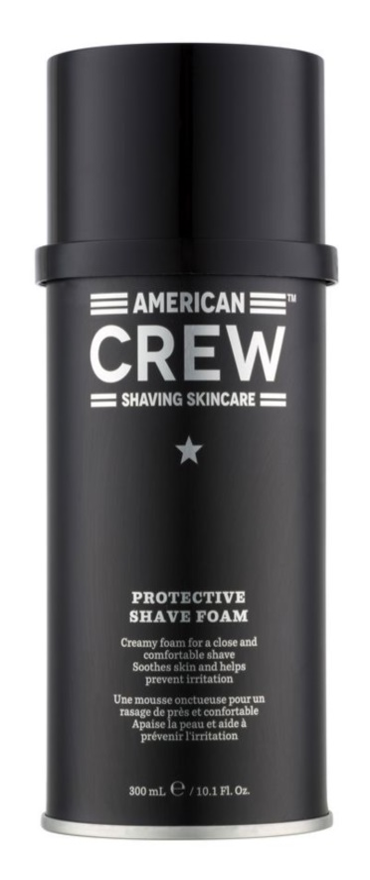 American Crew Shaving Spuma cremoasa pentru ras