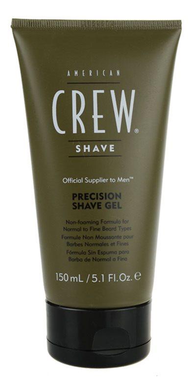 American Crew Shaving gel per rasatura