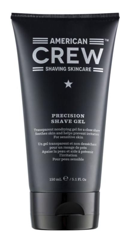 American Crew Shaving gel de ras pentru piele sensibila