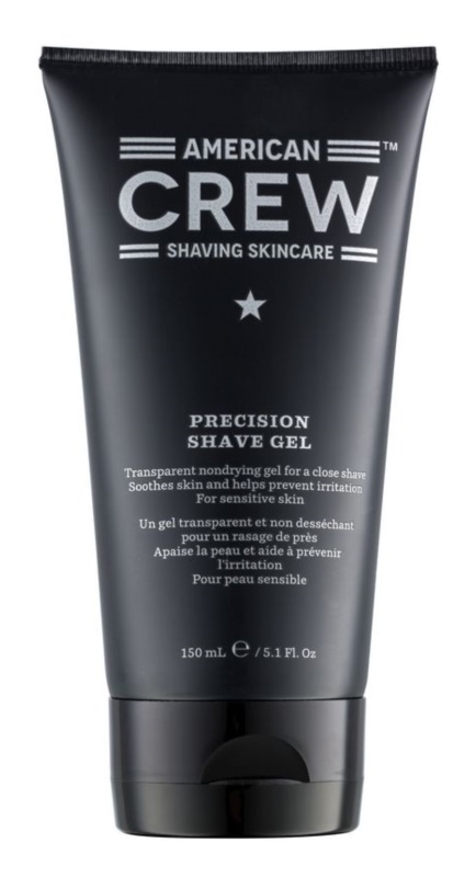 American Crew Shaving Shaving Gel For Sensitive Skin