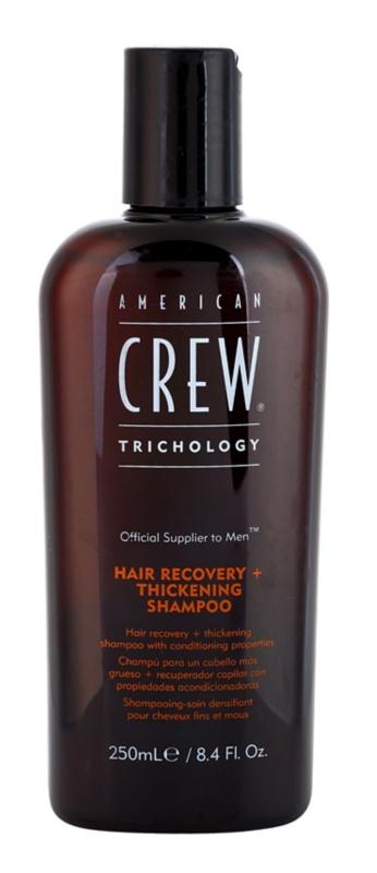 American Crew Trichology Restoring Shampoo For Hair Density