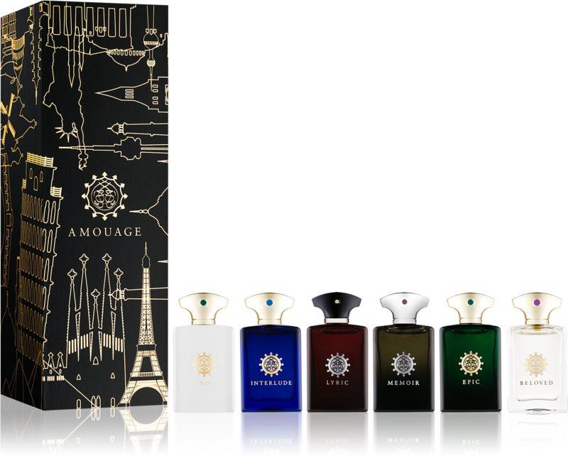 Amouage Miniature Modern Man Collection Geschenkset II.