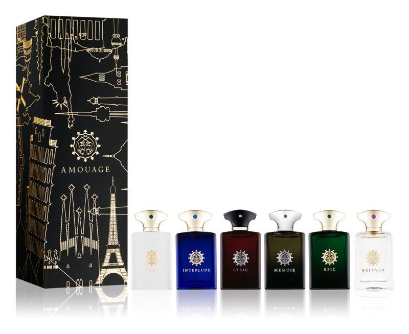 Amouage Miniature Modern Man Collection подаръчен комплект II.