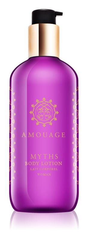Amouage Myths latte corpo per donna 300 ml