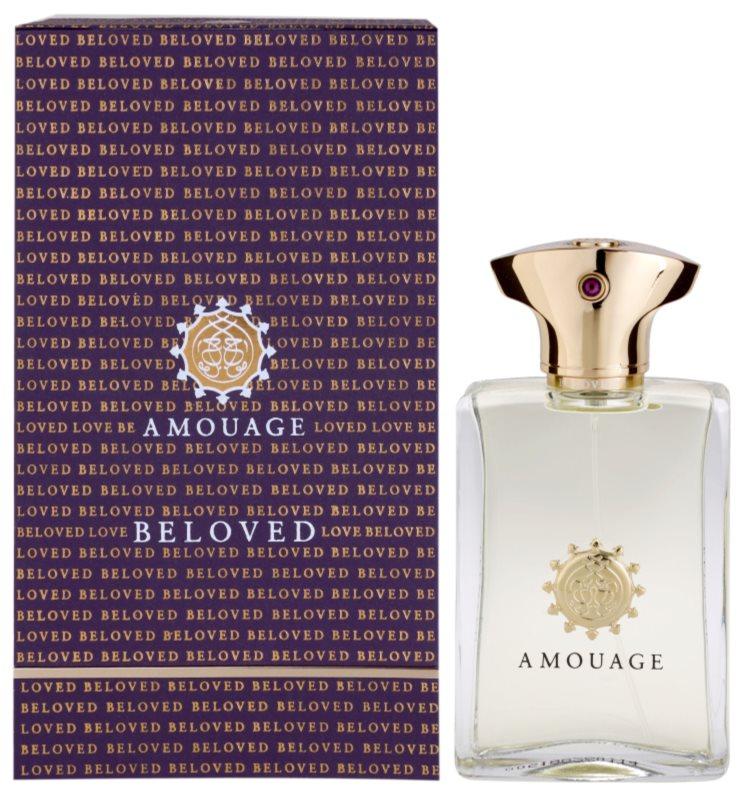Amouage Beloved Men eau de parfum férfiaknak 100 ml