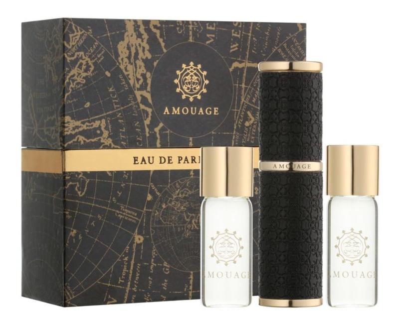 Amouage Dia parfemska voda za muškarce 3 x 10 ml (1x punjiva + 2x punjenje)