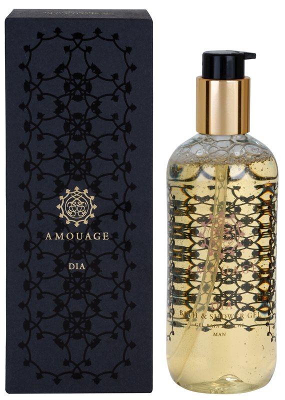 Amouage Dia gel za prhanje za moške 300 ml