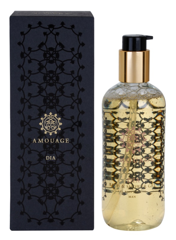 Amouage Dia gel za tuširanje za muškarce 300 ml