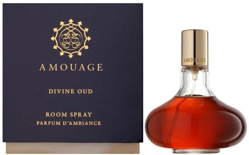 Amouage Divine Oud oсвіжувач для дому 100 мл