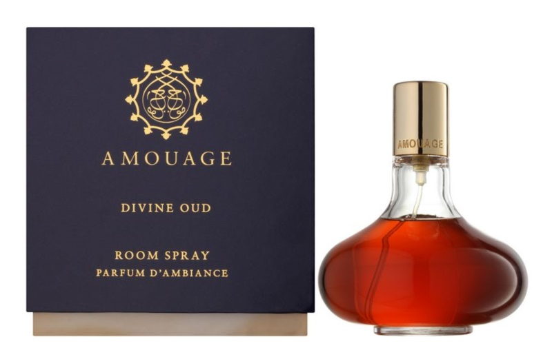 Amouage Divine Oud spray lakásba 100 ml