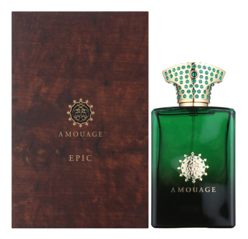Amouage Epic eau de parfum per uomo 100 ml Edizione limitata