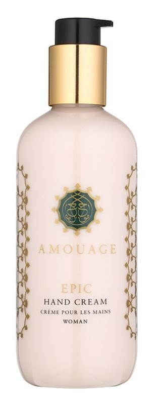 Amouage Epic crema de manos para mujer 300 ml