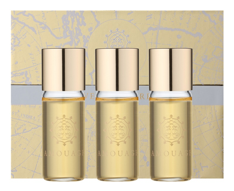 Amouage Fate Eau de Parfum for Women 3 x 10 ml (3x Refill)