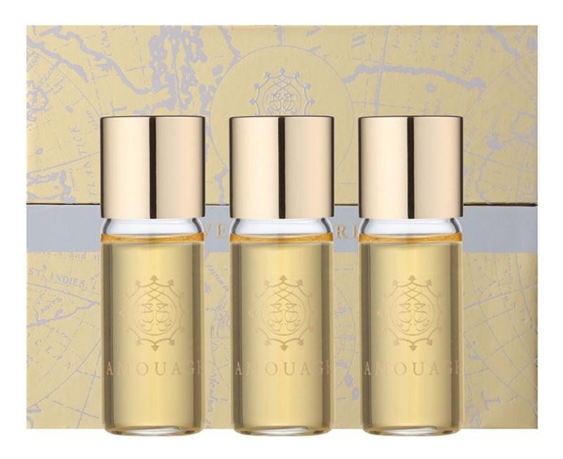 Amouage Fate eau de parfum nőknek 3 x 10 ml (3 x utántöltő)