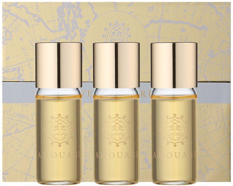 Amouage Fate parfumska voda za ženske 3 x 10 ml (3x polnilo)
