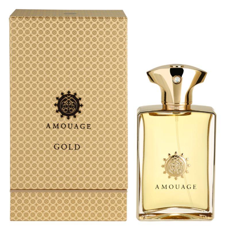 Amouage Gold Parfumovaná voda pre mužov 100 ml