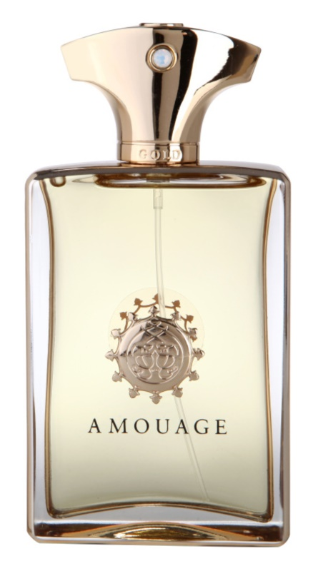 Amouage Gold eau de parfum teszter férfiaknak 100 ml