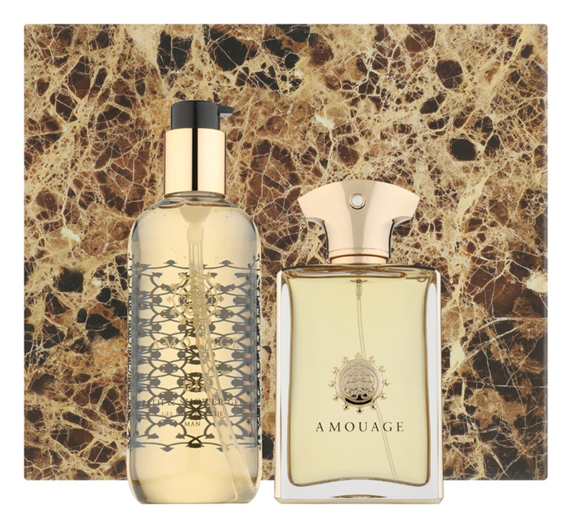 Amouage Gold Gift Set I.
