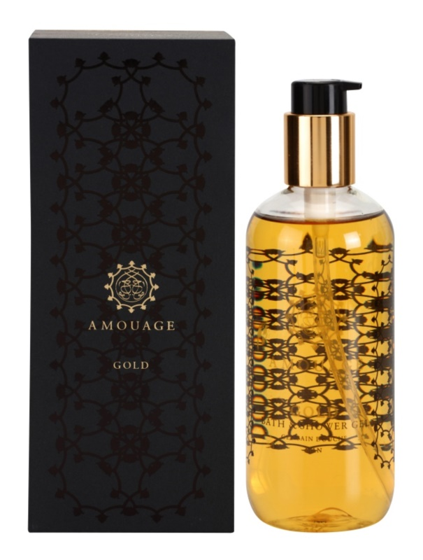 Amouage Gold Shower Gel for Men 300 ml