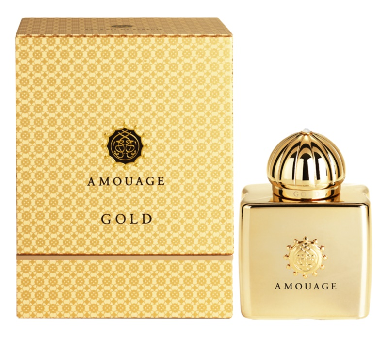 Amouage Gold estratto profumato per donna 50 ml