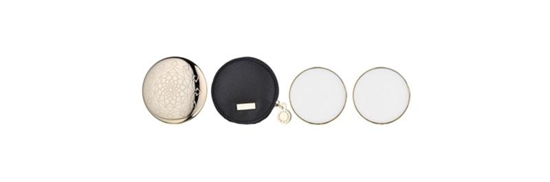 Amouage Gold perfume compacto para mujer 3x1,35 g (1x recargable + 2x recarga)