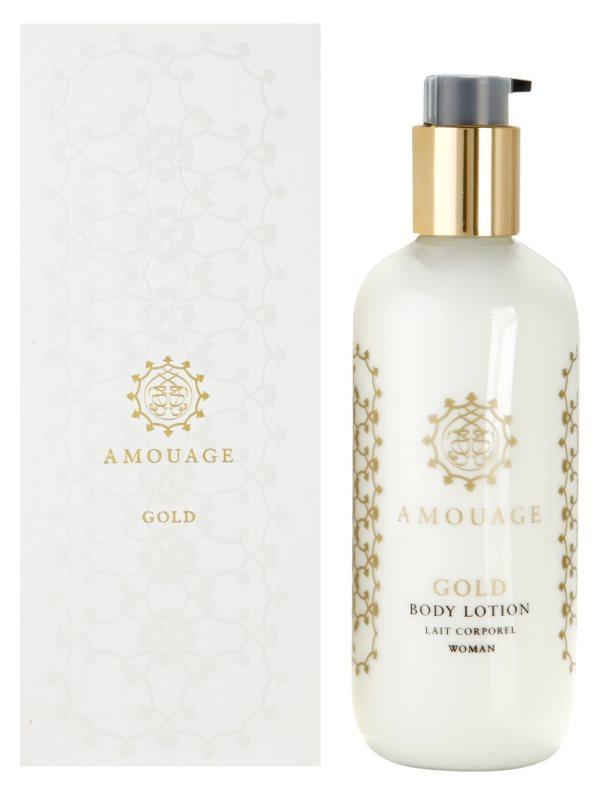 Amouage Gold молочко для тіла для жінок 300 мл