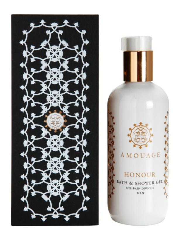 Amouage Honour Shower Gel for Men 300 ml