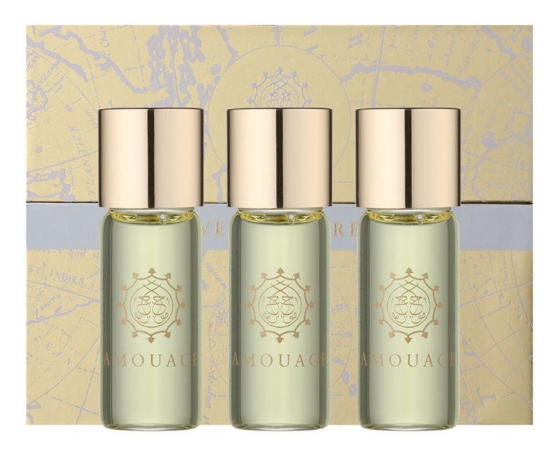 Amouage Honour eau de parfum pentru femei 3 x 10 ml 3 reincarcari