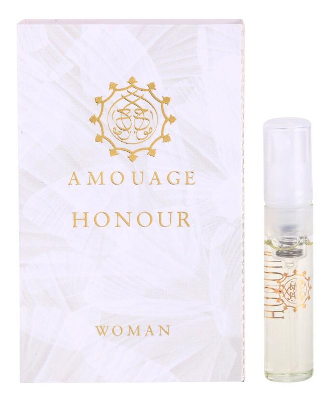 Amouage Honour Eau de Parfum voor Vrouwen  2 ml