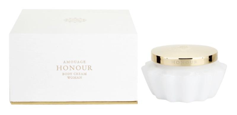 Amouage Honour krem do ciała dla kobiet 200 ml