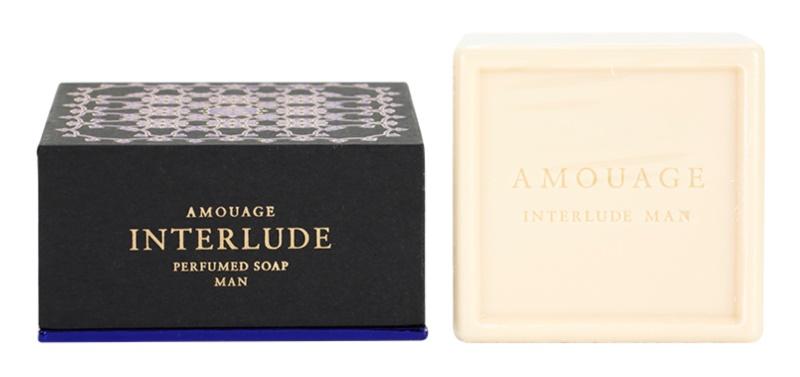 Amouage Interlude parfémované mýdlo pro muže 150 g