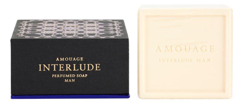 Amouage Interlude sapone profumato per uomo 150 g