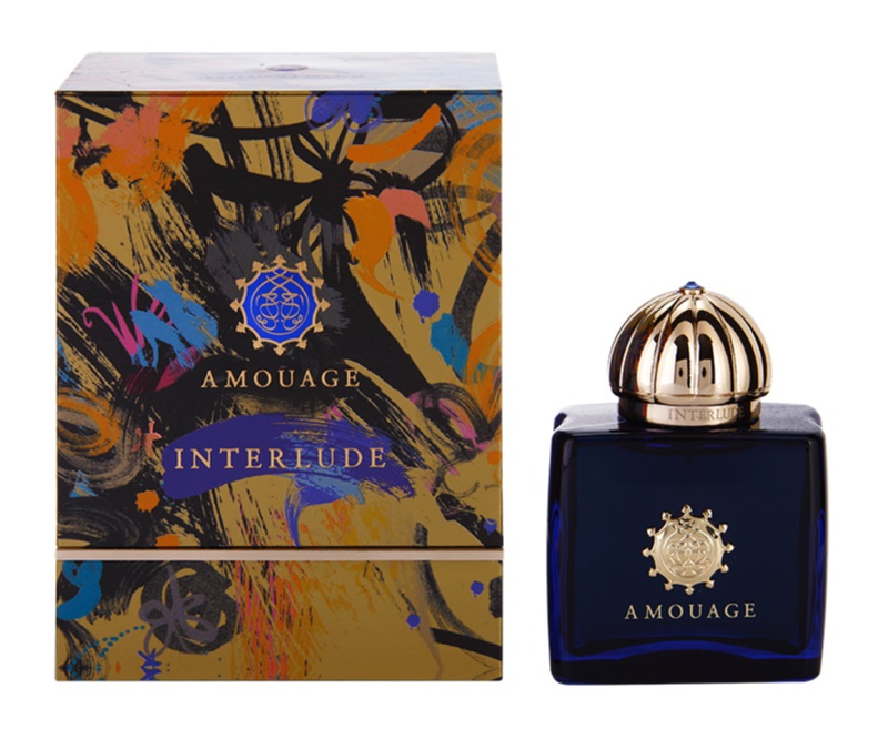 Amouage Interlude ekstrakt perfum dla kobiet 50 ml