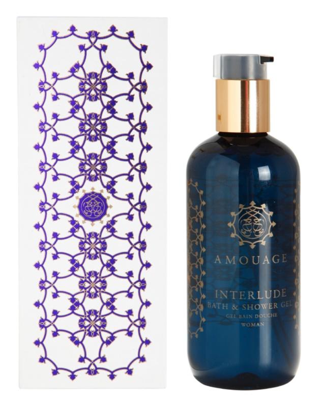 Amouage Interlude sprchový gel pro ženy 300 ml