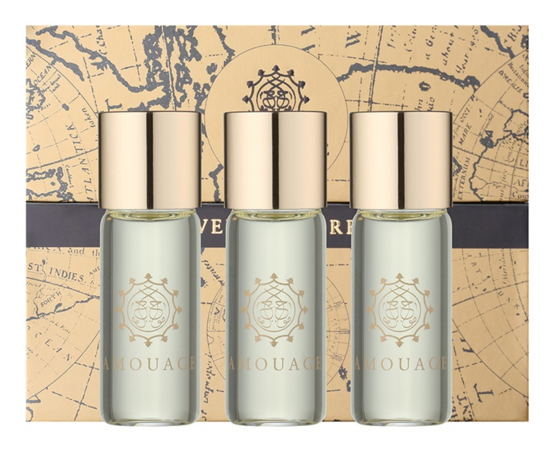 Amouage Jubilation 25 Men parfemska voda za muškarce 3 x 10 ml (3x punjenje)