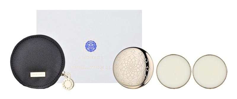 Amouage Jubilation 25 Woman szolid parfüm nőknek 3x1,35 g ( 1x tölthető + 2x utántöltő)