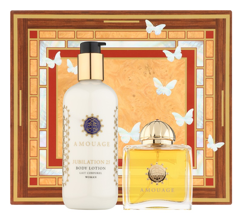 Amouage Jubilation 25 Woman Gift Set  I.