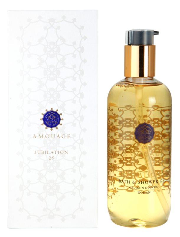 Amouage Jubilation 25 Woman gel doccia per donna 300 ml